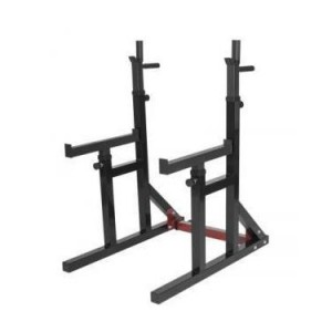 Justerbar Multi Squat Rack