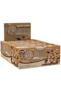 Quest proteinbar oatmeal