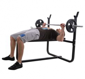 Billig normal træningsbænk