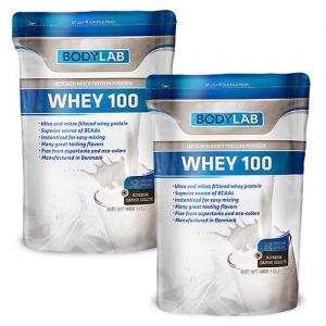 Whey 100 proteinpulver