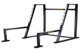 squat rack guide