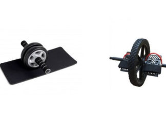 Ab wheel program