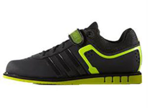 Adidas Power Perfect 2 Grey Yellow