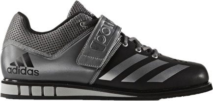 Adidas Powerlift 3 Black/Iron/Silver