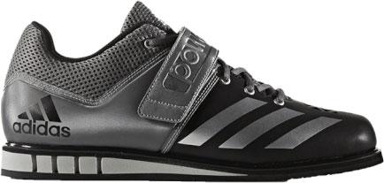 Adidas Powerlift 3 Black/Iron/Silver