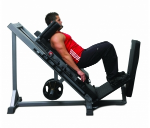 Leg Press Maskine
