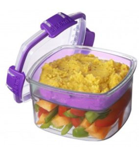 400 ml bodybuilding tupperware