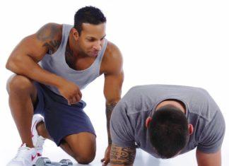 Core træning
