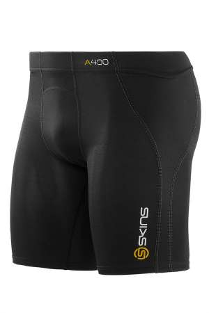 Skins tights korte sorte A400