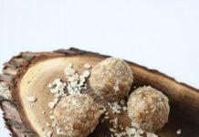 Havregrynskugler med peanut butter