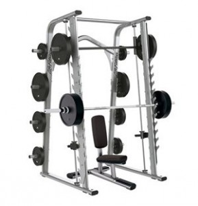 Life Fitness Smith Machine