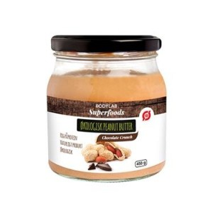 Økologisk peanut butter