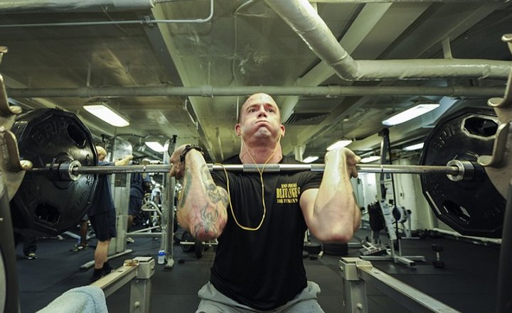 5x5 træningsprogram