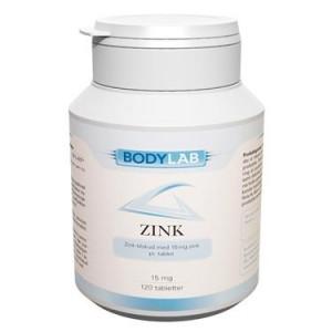 Bodylab Zink