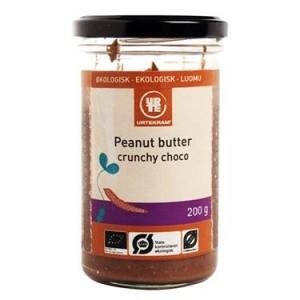Urtekram peanut butter crunchy kakao(200 g) fra bodyman.dk