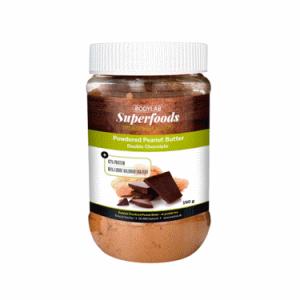 Peanut butter pulver(190 g) fra bodylab.dk