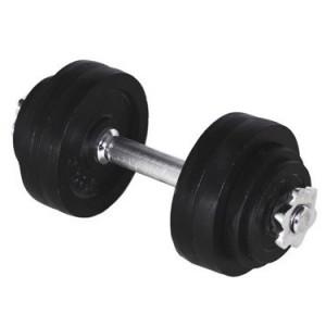 15 kg jern håndvægt fra fitnessgruppen.dk