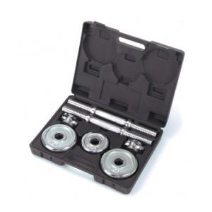 Abilica PowerBox 15 kg håndvægtsæt fra abilicaonline.dk
