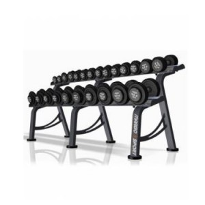 Komplet håndvægtsæt 4-26 kg