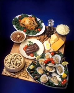 Tilføj zink til kosten da det hjælper med at øge testosteron niveauet