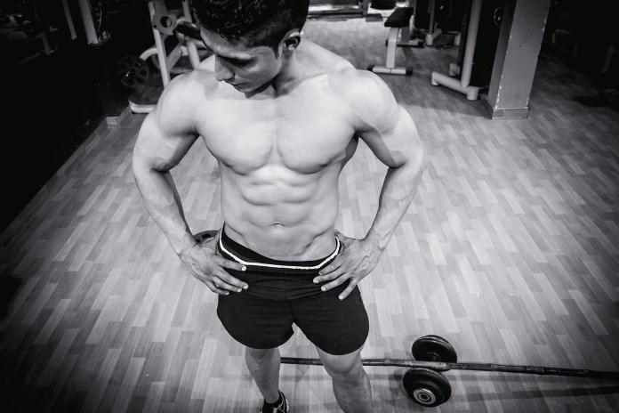 Opbyg muskelvæv