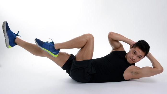 Styrketræning af mave