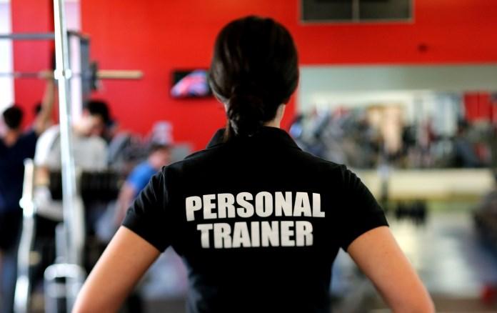 Bliv personlig træner (personal trainer)