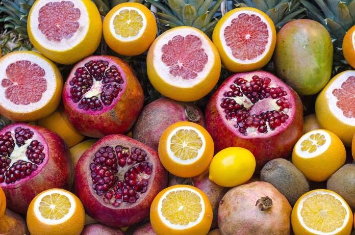 Spis grapefrugt og tab dig i vægt