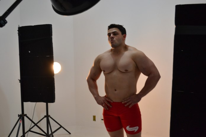 Bodybuilder bulk