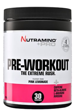 Pre-workout fra bodyman.dk