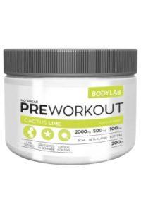 Pre-workout fra bodylab.dk