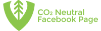 CO2 Neutral Facebook