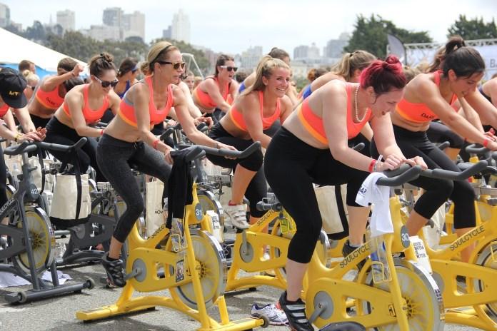 Holdtræning fitness