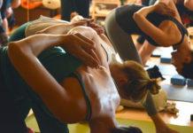 Holdtræning i fitness