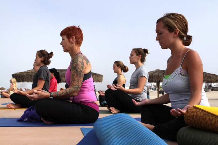 Yoga Holdtræning