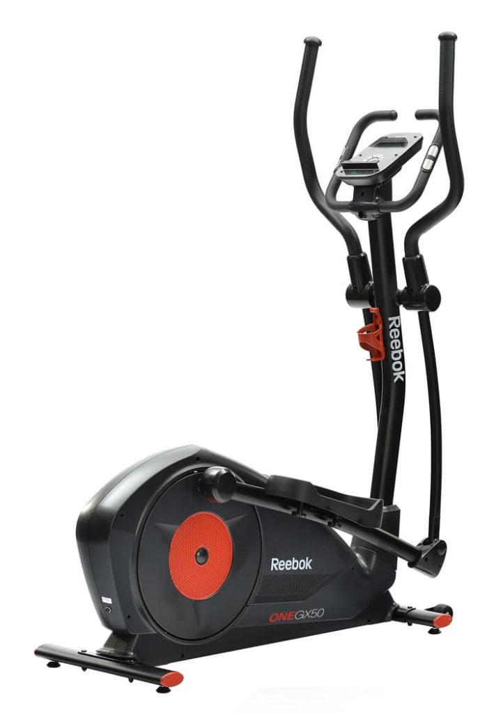 Reebok GX50 Crosstrainer Sort fra fitnessgruppen.dk